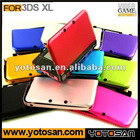 Aluminum Box Hard Metal Cover Case For Nintendo 3DS XL LL