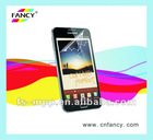 Fancy High clear and anti-fingerprint mobile screen protector for Samsung Galaxy S-1,Scratch Guards Display Savers