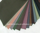 TR 65/35 FABRIC 30/2X30/2/60X54 1/1 58/60'' DYED