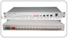 8 E1 PDH multiplexer optical fiber converter