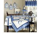 printed baby bedding luxury set
