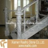 Big Flower Marble Stair