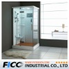 Computerized steam shower room with wood base FC-115