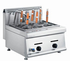 OP-686A Counter Top Gas Noodle Cooker