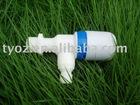 plastic tap