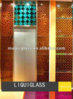 Glass Wall Tile/Glass Floor Tile/Toughened Glass Tile/Decorative Glass Tile