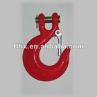 US forged clevis slip hook,swivel cargo hook