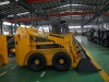 Cab with Air Conditioner Mini Wheel Excavator