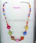 2011 fashion beads necklace