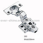 high quality stainless steel hinge gemel Middle 263