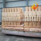 High strength refractory brick for coke ovens(clinkery brick)