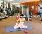 colorful soft gym yogo plastic EVA mat