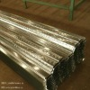 Galvanized lightweight steel construction