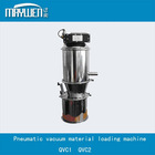 Pneumatic vacuum material loading machine