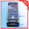 instant and coffee bean automatic coffee vending machine