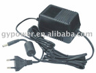 Sell AC/DC Plug-in Type Linear Adapter have UL,CSA,CE,TUV,GS,BS,SAA,PSE,EK,FCC ,Brazil, EMC