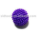 colorful rubber sports ball for pets