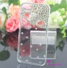 "for iphone 5"" back cover with crystals"