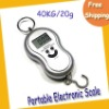Digital Portable Scale MINI electronic portable scale 40KG /20G portable,MOQ=10