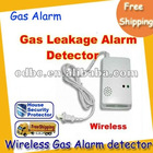 gas alarm--high quality LPG and Nature gas alarm,DC12V gas detector, Semiconductor gas sensor, gas leak alarm