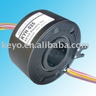 KYH25 Slip ring with bore Rotary Joint Current Collector