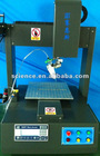 2012 hot selling 4 axis rotation head glue potting machine