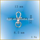 Fashion high quality metal small swivel hook