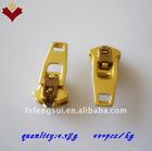 4.5YG Spring Lock YKK Style Zipper Slider