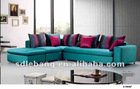 modern colorful sofas S-1164B