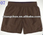 Wholesale popular beach shorts for men,brand men's short pants