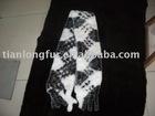 rex rabbit fur shawl