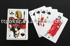 54 pcs Russia playing cards cheap