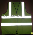 warning reflective vest
