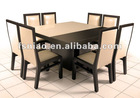 High gloss modern dining table B-793