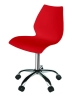 *PC001-C*-Plastic office chair