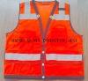 Safety vest, reflective vest ,reflective waistcoat