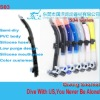 Hot sale scuba diving snorkelling equipment,underwater snorkels