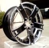 3 piece forged wheel