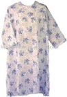 printed robe hospital uniform patient robe(HG-09)
