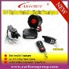 two way auto alarm system with central locking system