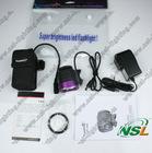 2000LM LED Bicycle Headlamp 3*CREE XM-L T6 4 Modes LED Cycling Flashlight LED Bicycle Light