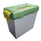 Polypropylene plastic tool dry box,Gun Ammo Cans JGLTB-910