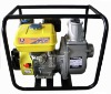 Gasoline high pressure water pump