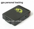 gps personal real time tracking system TK102 with SOS button