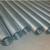 stainless steel metal corrugated pipe/dust