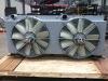 MAN 2876 generator engine radiator