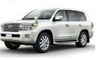 Armored TOYOTA LAND CRUISER 200 GX