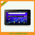 "7"" android 2.3 tablet pc with capacitive"