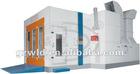WLD9100 Luxury Type Spray Booth (European standard)(CE)