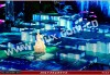 P8 full color LED dance floor steady and high definition